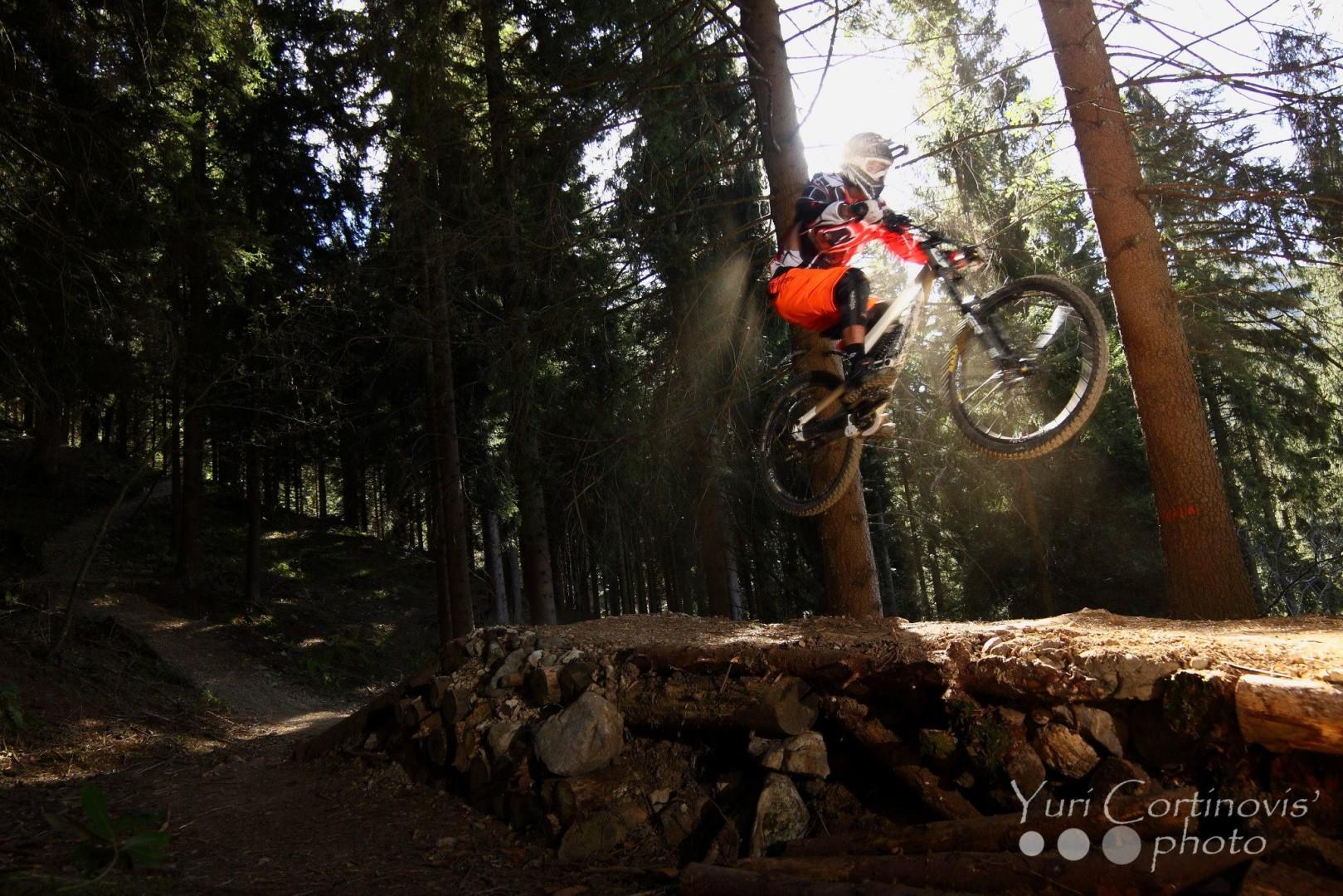 Spiazzi di Gromo BikePark Downhill Foto di Yuri Cortinovis