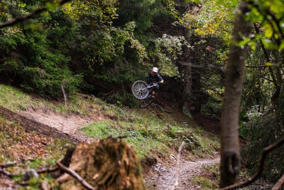 Spiazzi di Gromo BikePark Downhill Foto di Armin Hadziosmanovic