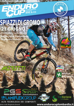 locandina enduro cup lombardia spiazzi di gromo bike park ECL15#3